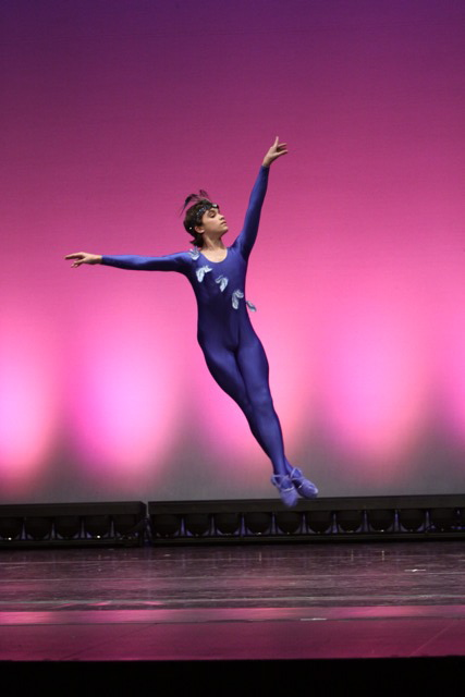 'Bluebird' Male Variation from 'Sleeping Beauty', The Pointe Academy Ensemble